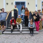 August at the Artists' Residency